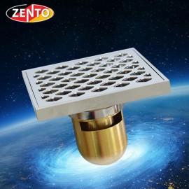 Thoát sàn chống mùi và côn trùng Zento ZT574 (120x120mm)